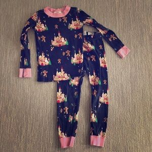 Hanna Anderssen holiday pajamas - size 4
